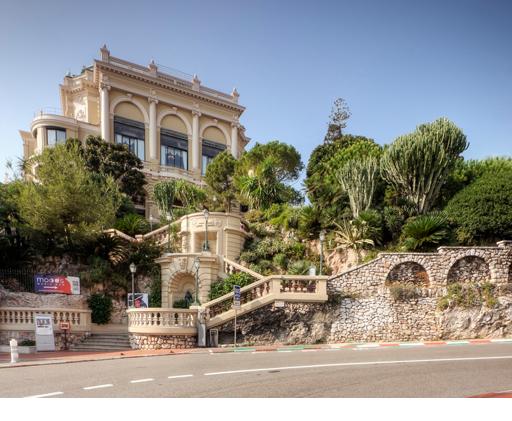 Hálózatba kapcsolt városállam: Monaco